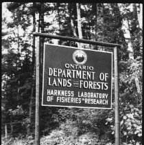 Image of 5335 - Harkness sign