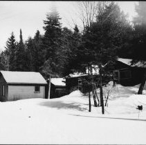 Image of 5362 - Women's staff quarters, Portage Store