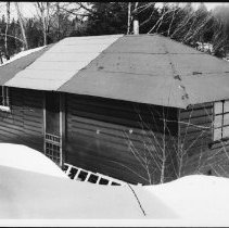 Image of 5374 - Cabin, Canoe Lake.