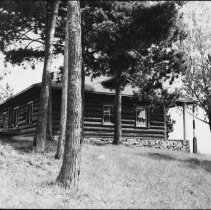 Image of 5400 - The Deputy Chief Ranger's headquarters.
