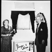 Image of 5461 - Retirement banquet for George Phillips, 1959.