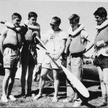 Image of 1960 - International Air Cadet Camp, Mew Lake, c. 1960.