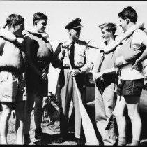 Image of 5476 - International Air Cadet Camp, Mew Lake.