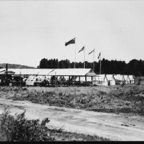 Image of 5484 - International Air Cadet Camp, Mew Lake.