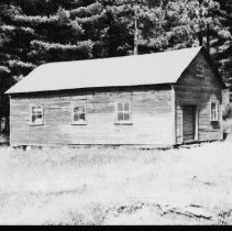 Image of 5510 - Forestry Bureau building, Achray.