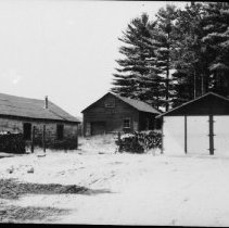 Image of 5512 - Forestry buildings at Achray.
