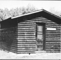 Image of 5515 - Men's bath house, Driftwood Provincial Park.