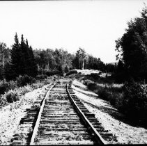 Image of 5617 - The old railway line.