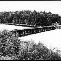 Image of 5618 - Trestle at Cache Lake.