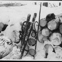 Image of 5709 - A log landing.