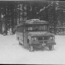 Image of 5713 - A bus for bush workers.