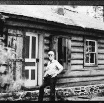 Image of 5723 - Ranger cabin at Dahlia.