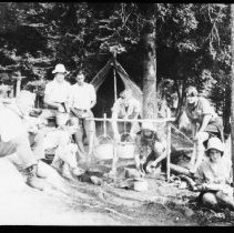 Image of 5825 - girls from Camp Tanamakoon