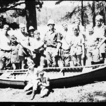Image of Boys from Camp Pathfinder