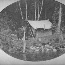Image of 5922 - Campsite, c. 1896
