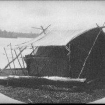 Image of 5923 - Campsite, c. 1896