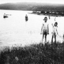 Image of 5941 - Beach at Lake of Two Rivers