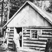 Image of 5952 - Cabin on Green (Happy Isle) Lake