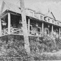 Image of 5961 - Camp Minnesing (Burnt Island Lake) - Main Lodge