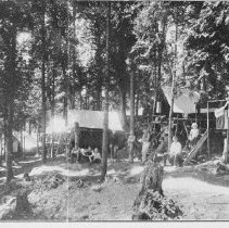 Image of 5968 - Boys' Camp, Grand Trunk Railway Brochure