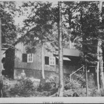 Image of 5985 - The lodge at Camp Waubuno on Cache lake
