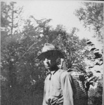 Image of 6004 - Mr. Henry Russell at Cache Lake
