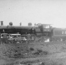 Image of Grand Trunk Railway system - Pacific type locomotive