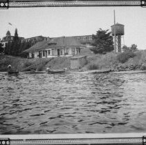 Image of Cache Lake Station and Highland Inn, Cache Lake.