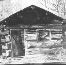 Image of 6053 - Ranger Cabin between Greenleaf and Barron Lakes