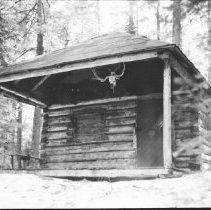 Image of 6058 - Chit Lake Ranger Cabin