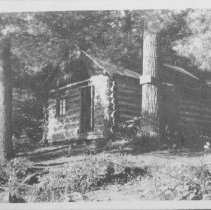 Image of 6061 - Crooked Chute Ranger Cabin