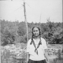 Image of 1920 - Camper at Camp Northway