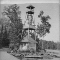 Image of 6171 - Bell Tower, Camp Wapomeo
