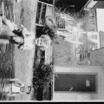 Image of 6207 - Children swimming, Highland Inn.