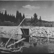 Image of 6218 - New Dam, Lake Sasajewun