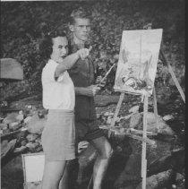 Image of 1949 - Barbara Caldwell and Bob Bateman