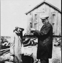 Image of 6319 - W. J. McCourt Boathouse at head of Rock Lake