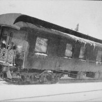 Image of 6333 - Barclays Private Rail Car