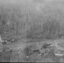Image of 6384 - Aerial view of Rock Lake