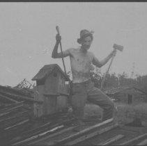 Image of 1932 - Depot farm, Hogan Lake