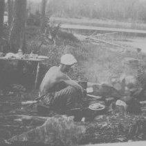Image of 1992.2.12 - Campsite, 1930's