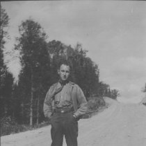 Image of 6475 - Summer on finished road east of Camp 4