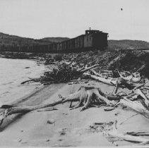 Image of 6491 - Train as Cedar Lake
