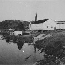 Image of 1942 - Sawmill at Kiosk?