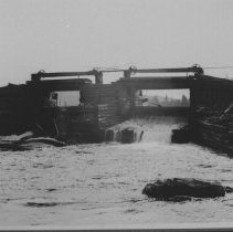 Image of 6495 - Dam at south end of Cedar Lake