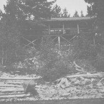 Image of September 16, 1944 - Ne-ow-notin Island, Cedar Lake