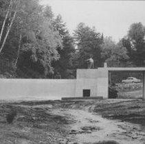 Image of September 25, 1966 - Cache Lake dam