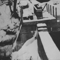 Image of 6677 - Cache Lake dam