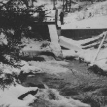 Image of 6680 - Cache Lake dam