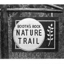 Image of 2163 - Booth's Rock Nature Trail.